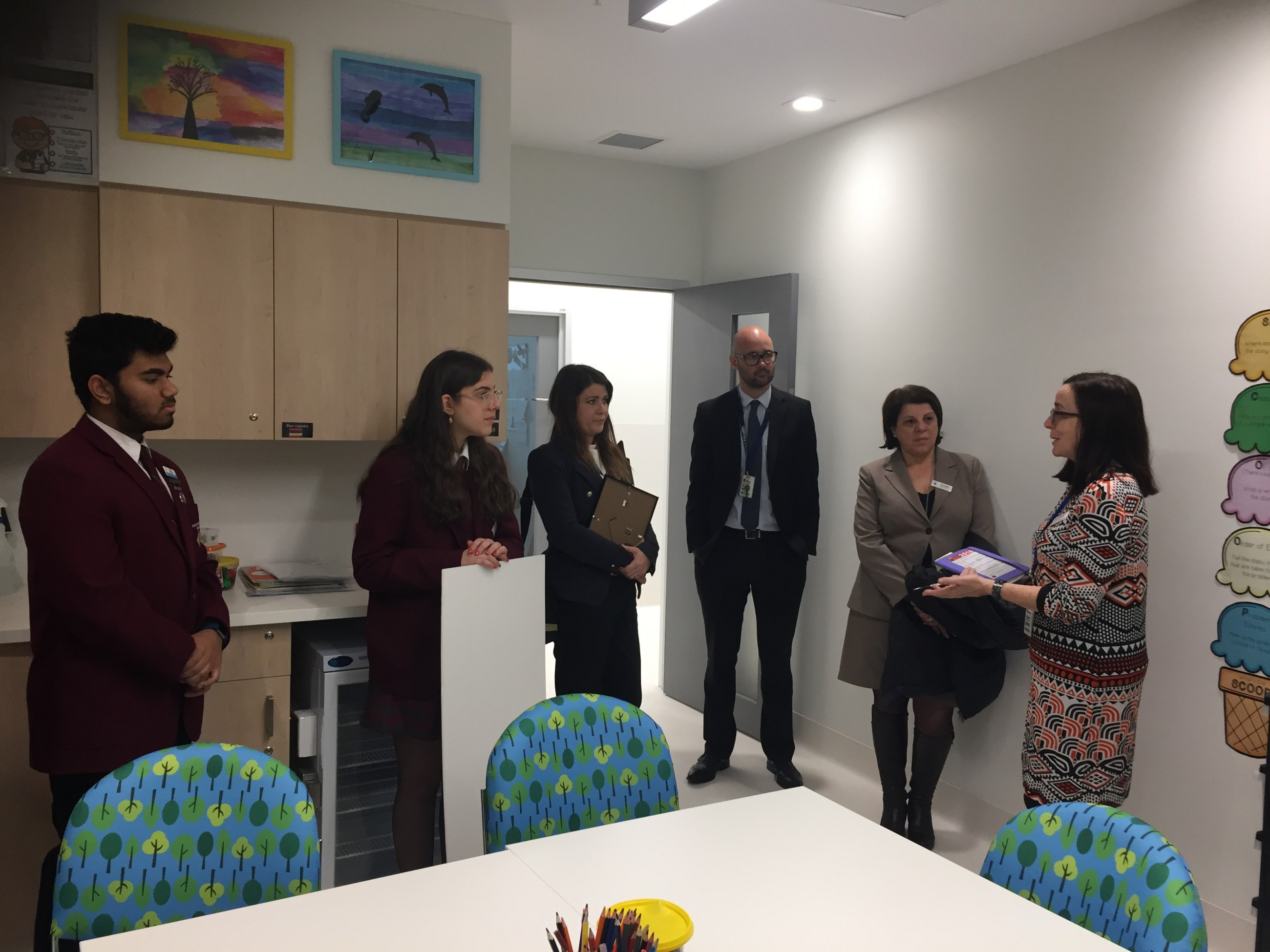 Monash Children's Hospital Visit - South Oakleigh College