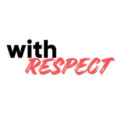 With Respect Logo